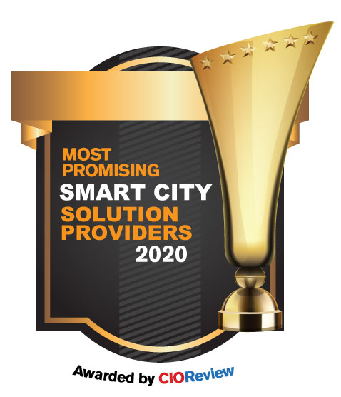 Top 20 Smart City Solution Companies - 2020