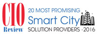 Top 20 Smart City Solution Companies - 2016